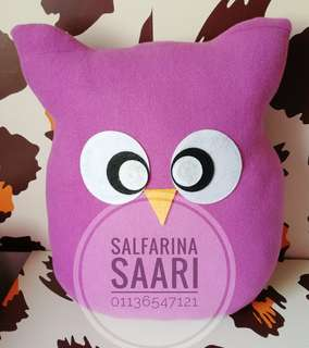 Owlie Budget Pillow M
