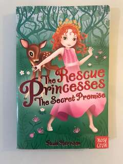 The Rescue Princesses |The Secret Promise