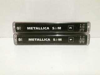 Kaset metallica