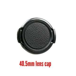 40.5mm Lens Cap - Free Postage