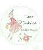 Time Machine by Little Pillow Washi Tape