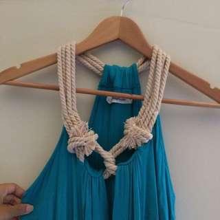Spring things rope dress