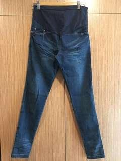 🚚 ohohmini孕婦褲 9.5成新 只穿過一次