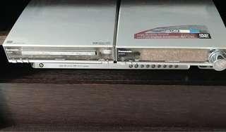 Panasonic DVD Audio Video player
