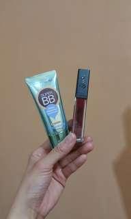 Liquid Lipstick and BB Cream Bundle