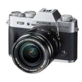 Fujifilm XT20 Kit 16-50mm Resmi Dikredit Dp Japri Wa;081905288895
