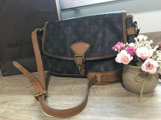 Used authentic sologne LV
