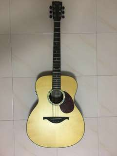 Custom Acoustic FG60E Acoustic Guitar