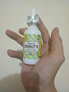 Liquid Premium Donuts Banana