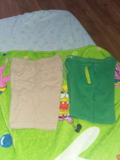 H and M and old navy shorts age 4-5