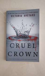 (Preloved) Cruel Crown