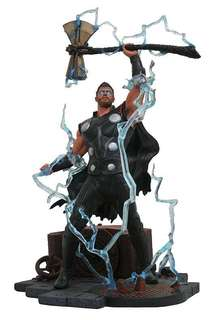 Marvel infinity war pvc statue thor