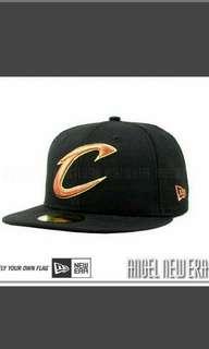 🚚 New era NBA克里夫蘭騎士隊球帽