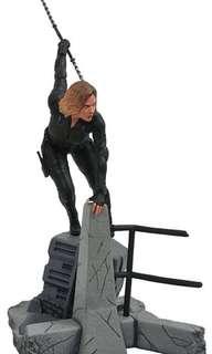 Marvel infinity war pvc statue black wifow