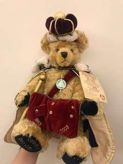 🚚 伊莉莎白二世加冕泰迪熊