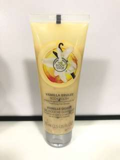 The Body Shop Vanilla Brulee Body Polish