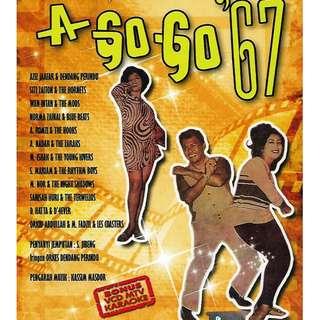 AGOGO 67 Musical DVD + VCD MTV Karaoke