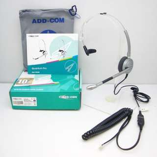 Headset call center  (authentic made in Korea) / headphone