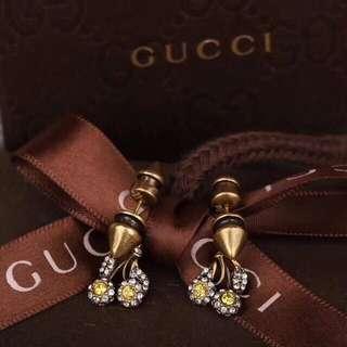 Gucci earrings 925