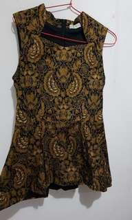 Batik U can see