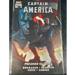 Captain America: Prisoner of War TPB
