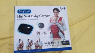 Baby love hip seat baby carrier