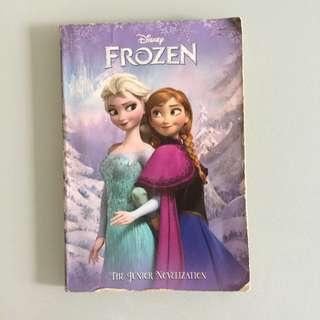 [Frozen] The Junior Novelization