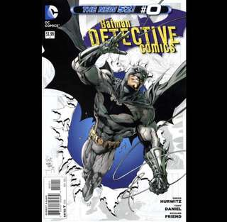 DETECTIVE COMICS (2011) The New 52!