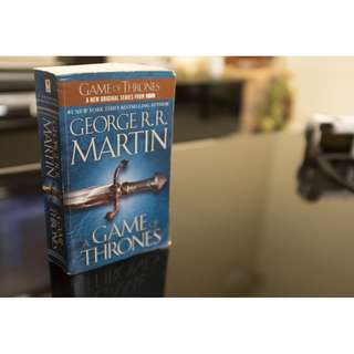 Game of Thrones First book - A game of thrones