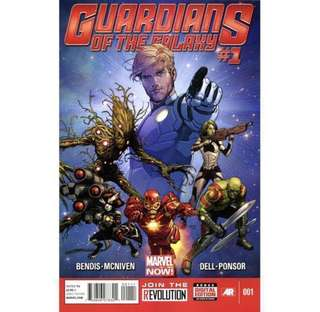GUARDIANS OF THE GALAXY (2013-2015) Various issues