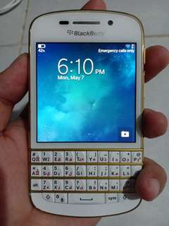 Blackberry Q10 Limited Edition