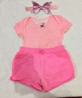 Takeall babyGirl outfit 💓