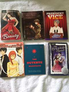 Pop Fiction / WattPad Books 1
