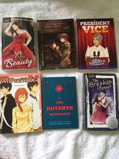 Pop Fiction / WattPad Books 1