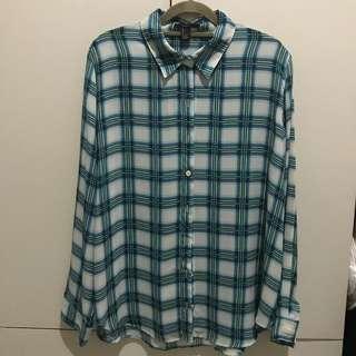 Forever 21 Chiffon blouse