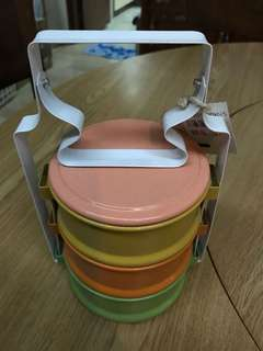 Bento Tins by: MitchMatch - Lunch Box