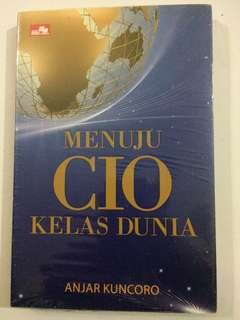 "Buku ""Menuju CIO Kelas Dunia"""