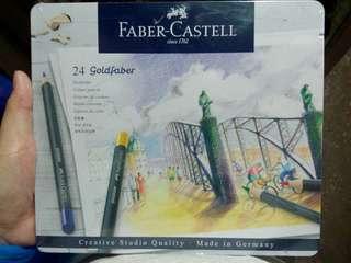 Faber-Castell 24 Goldfaber