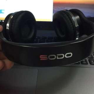 SODO MH1 2-in-1 Wireless Headset/Speaker