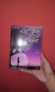 Let me be the one vol.2