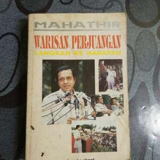 Buku tun mahathir 1991