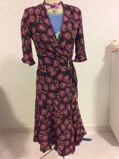 Karen Millen Silk dress, soft and flowing