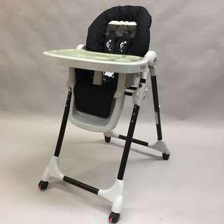 全新 可調角度高度 食飯 餐桌椅 high chair