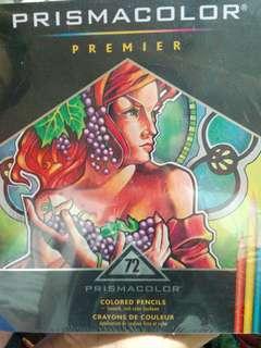 Prismacolor Premier Soft Core Colored Pencil 72CT