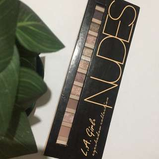 LA Girl The Nudes Eyeshadow Palette