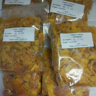Dried Mangoes (1/2 kilo)
