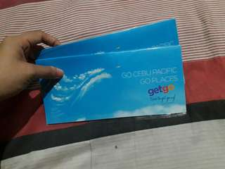 Cebu pacific getgo card