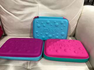 Authentic Smiggle Hard Top Pencil Case
