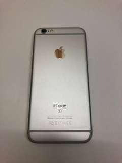 iPhone 6S 64Gb 8成新 碎玻璃 但正常運作