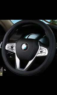 Real Cow Leather Steering Wheel Cover